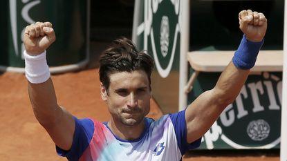 David Ferrer in drie sets voorbij Andreas Seppi