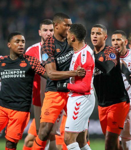 PSV bezig aan lange lijdensweg, Van Bommel steeds dieper in de problemen