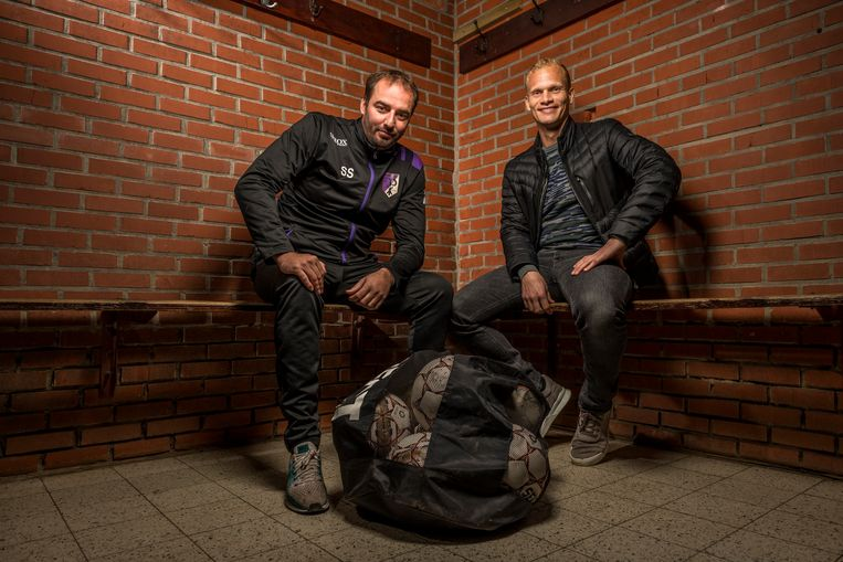 Stijn Stijnen en Karel Geraerts.