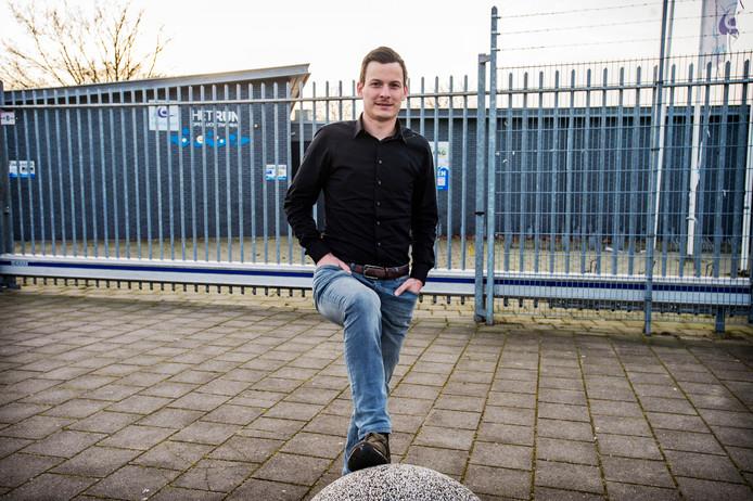 Maarten Derks van BillyBird zal komend zwemseizoen een bekend gezicht zijn bij zwembad Het Run in Drunen.