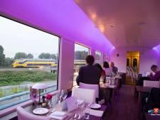 Failliete Dinner Train rijdt weer, maar niet naar Twente