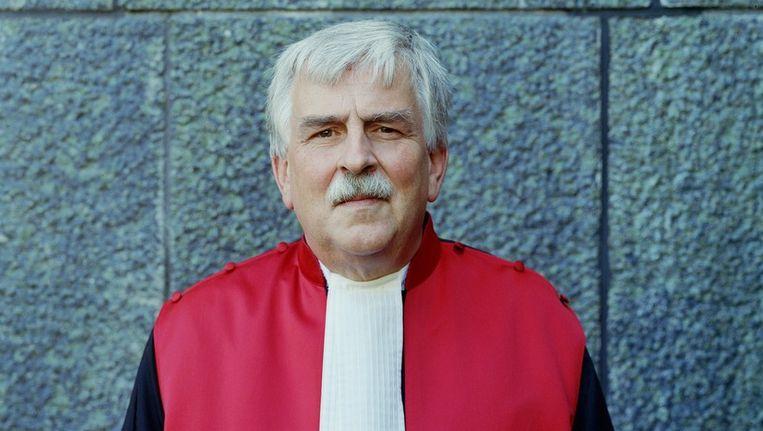 De Nederlandse magistraat Alphons Orie.