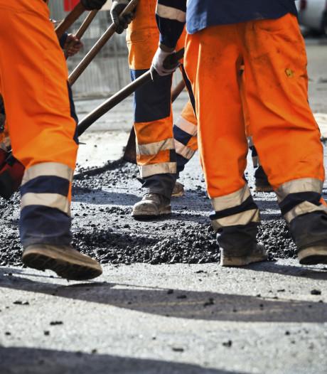 Komend weekeinde werk aan de weg op A59 tussen knooppunt Empel en Den Bosch-West
