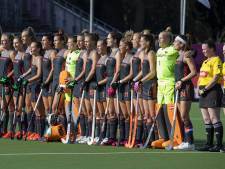 Oranje-hockeysters op jacht naar derde EK-finale op rij