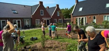 Plan voor knarrenhof met 20 woningen in Gaanderen