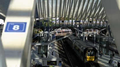 Treinen opnieuw minder stipt in augustus