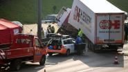 Trucker (54) overlijdt op E40