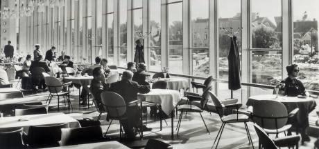 Stationsrestauratie in Eindhoven: De tafels bij het raam verdiende het best