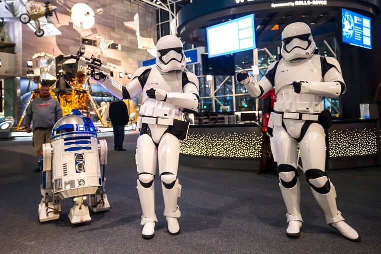 De streamingdienst bevat onder meer een 'Star Wars'-serie.