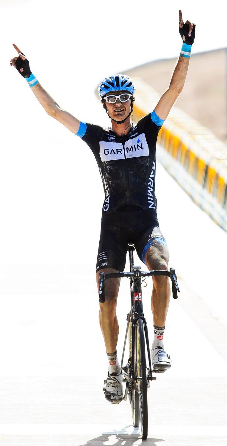 Vansummeren won in 2011 Parijs-Roubaix nadat hij het verschil maakte op secteur 4 - die van Carrefour de l'Arbre.