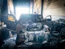 Bandencentrum Heteren weken dicht na brand