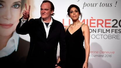 Quentin Tarantino getrouwd met Israëlische zangeres Daniella Pick