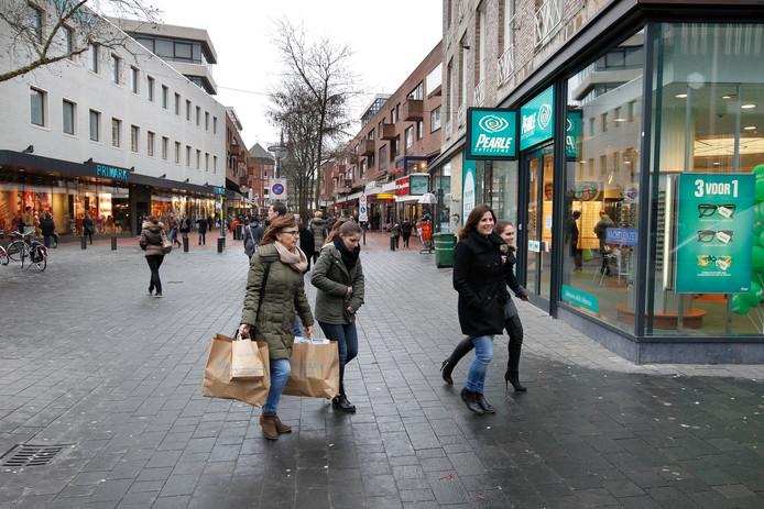 Winkelstraat Eindhoven