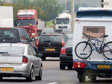 Duizenden kilometers file verwacht op eerste 'zwarte zaterdag' Europese snelwegen