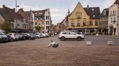 Grote Markt is eerder grijze parking