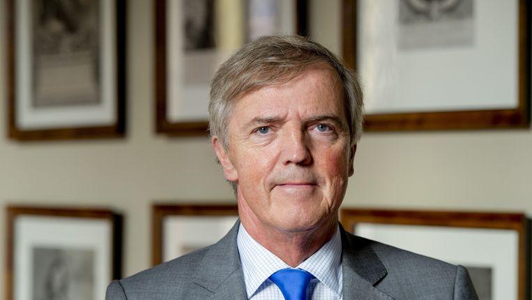 Koning van de bijbanen en VVD-coryfee Loek Hermans. Beeld anp