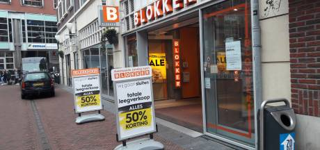 Omzetcijfers Blokker stadshart Arnhem liggen in Elst op straat