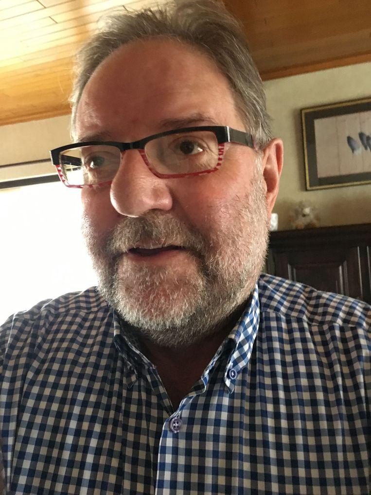 Sp.a-voorzitter Rudy Lemmens.