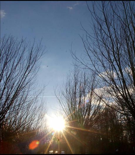 We krijgen in Brabant een heerlijk zonnig weekend