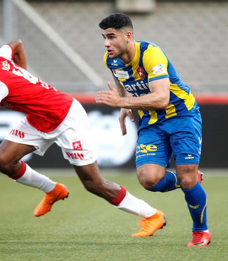 FC Oss schiet niks op met gelijkspel tegen MVV