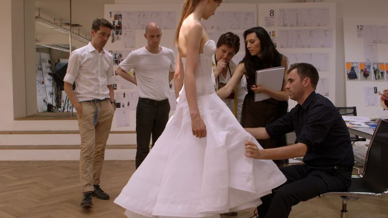 Fragment uit Dior and I. Beeld Filmdepot