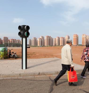 Het moest het nieuwe Dubai van het Verre Oosten worden, maar nu is het een spookstad