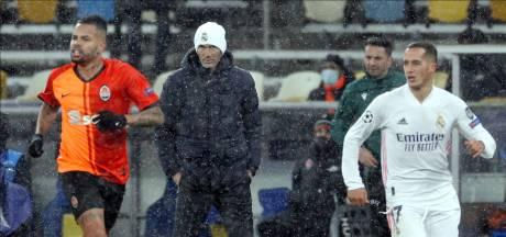 Zidane blijft goed gemutst ondanks pijnlijke nederlaag bij Sjachtar