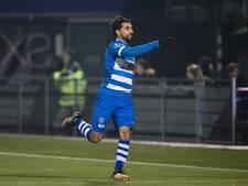 Teruglezen:  PEC zet NAC Breda al binnen 2 minuten op achterstand