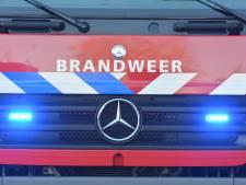 Grote brand in pand aan de Korte Nobelstraat in Zierikzee