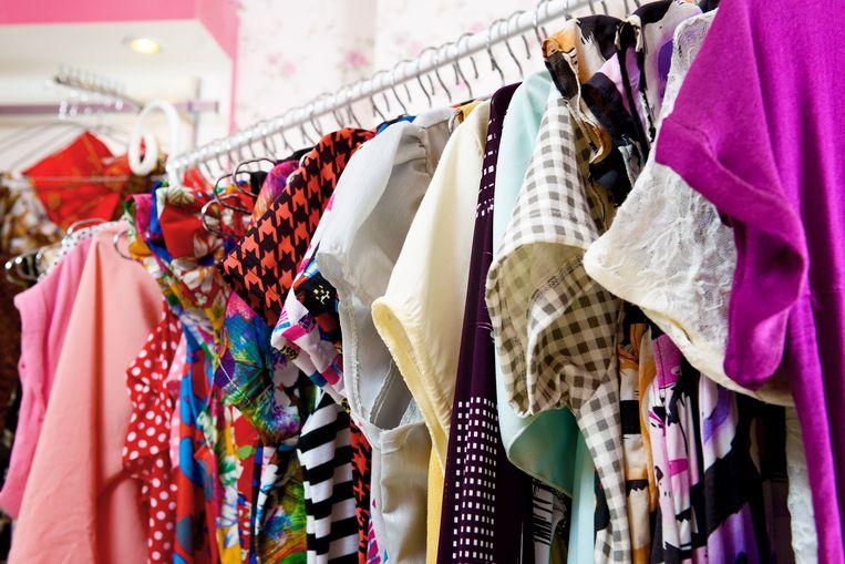 Zoekt en gij zult een vintage outfit vinden Beeld Shutterstock