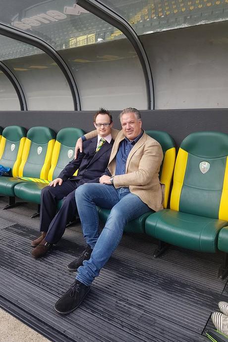 ADO Den Haag start G-Team