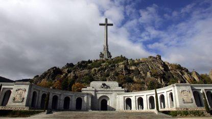 Familie Spaanse dictator Franco verzet zich tegen zijn opgraving