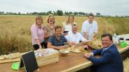 Boer Klaas en bakker Luc werken weer samen, voor 45 euro per persoon ontbijt je tussen hun oergranen