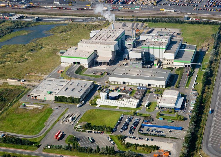 Indaver gaat stoom leveren aan zes buurbedrijven in het havengebied.