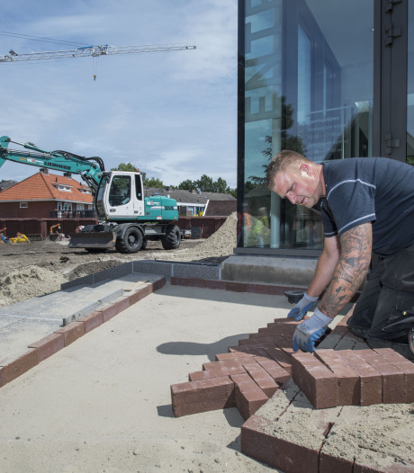 Stadstuinen in Oldenzaal klaar in oktober