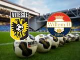 LIVE | Weet Vitesse weer eens te winnen van Willem II?