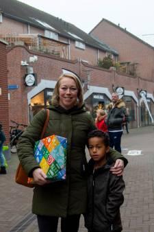 Ook op het rustige wijkwinkelcentrum in Apeldoorn kom je soms toch in een rij