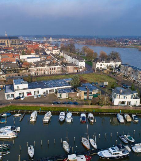 Kampen wacht af wat projectontwikkelaar bedenkt voor gebied Bovenhaven