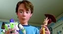 In 'Toy Story 3' gaat Andy naar de universiteit, en staat hij voor de keuze wat hij met zijn oude speelgoed gaat doen.