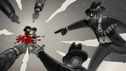 In aangrijpende game 'My Memory Of Us' ontsnappen kinderen uit duistere poel van fascisme