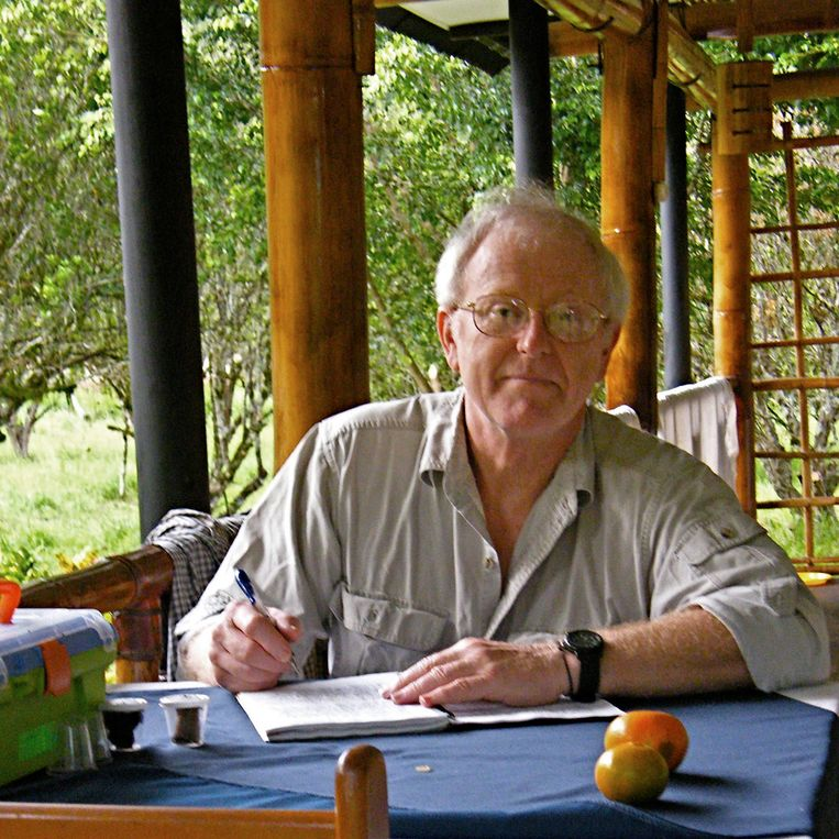 Wetenschapper Brett Ratcliffe is fan van de serie en boekenreeks.
