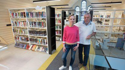 Eerste gemeente met bibliotheek in kerk
