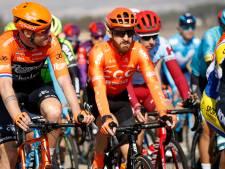 Geschke breekt elleboog bij eerste rit voor nieuwe ploeg