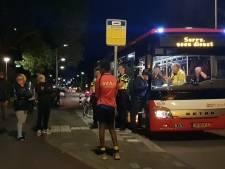 Fietser in Amersfoort aangereden door stadsbus