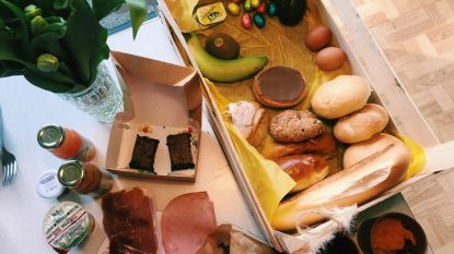 RESTO Takeaway. Paasmand Brood & Bloemen: alles wat je nodig hebt voor je Paaszondag-lockdown