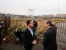 Premier Rutte toert door Drechtsteden: miljoenen op het spel
