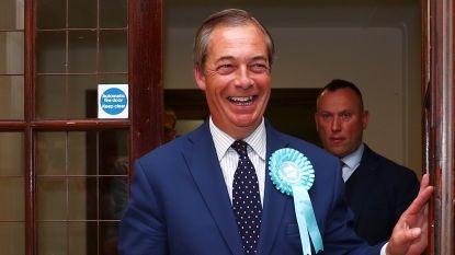 Brexit Party grote winnaar in Verenigd Koninkrijk: traditionele partijen afgestraft