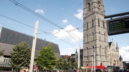 Man overleden na val van Belfort in Gent