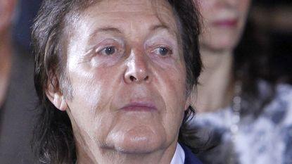 Zieke Paul McCartney annuleert concerten in Japan