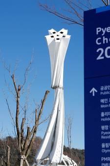 Het complete programma in Pyeongchang
